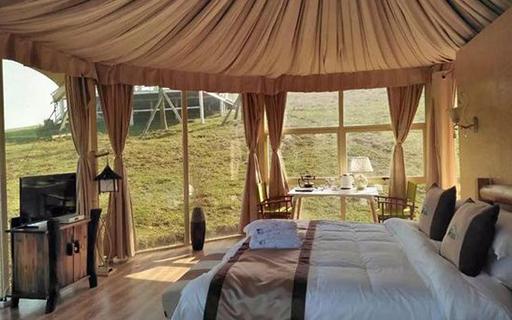 帐篷酒店客房